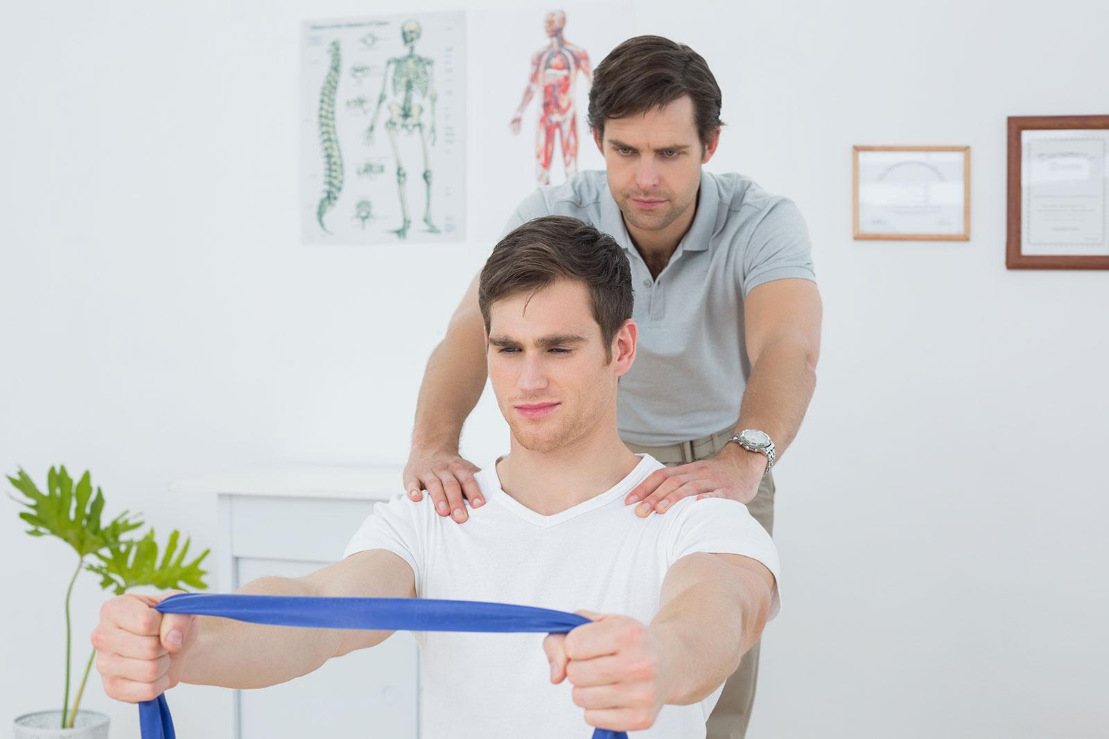 Fysiotherapie Neerbosch in Nijmegen